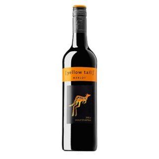 黃尾袋鼠梅洛紅酒