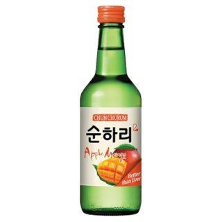 初飲初樂芒果燒酒
