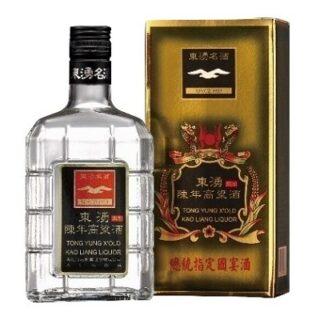 東湧陳年高粱酒