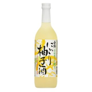白鶴柚子酒
