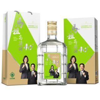 馬祖酒廠 第十五任總統就職紀念酒 40度