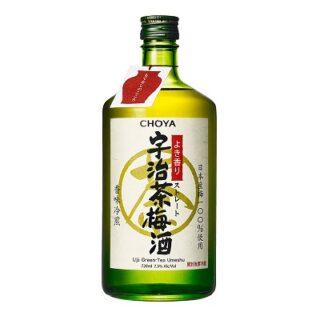 CHOYA宇治茶梅酒