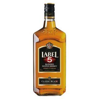雷伯五號 LABEL 5