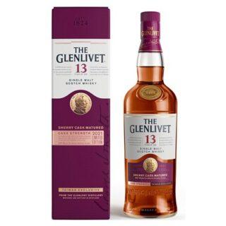格蘭利威13年雪莉桶原酒(第3版)
