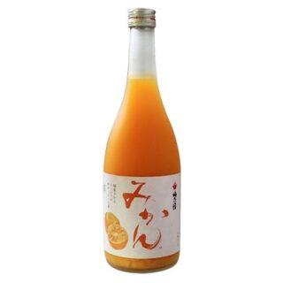 梅乃宿蜜柑酒