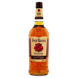 四玫瑰波本威士忌1L