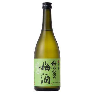 梅乃宿綠茶梅酒