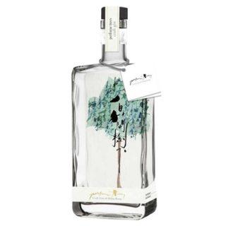白蘭樹下琴酒